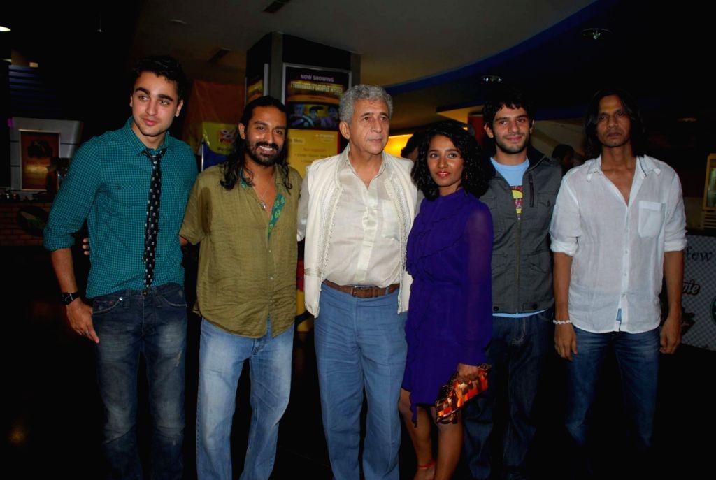 Barah Anna film screening.