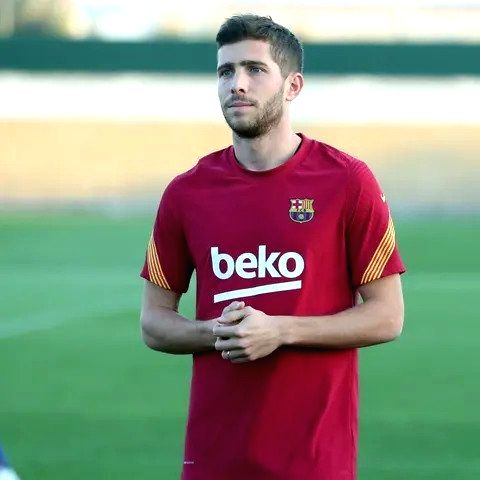 Barcelona defender Sergi Roberto tests positive for Covid-19