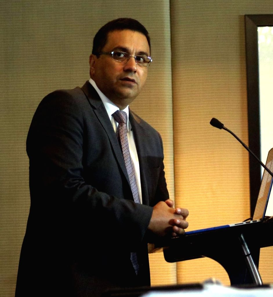 BCCI CEO Rahul Johri. (File Photo: IANS)