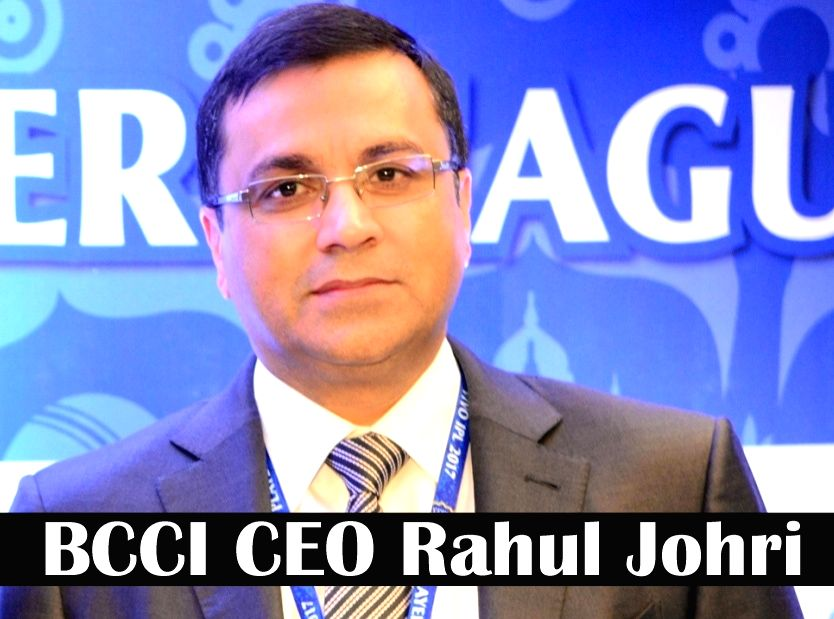 BCCI CEO Rahul Johri. (File Photo: IANS)
