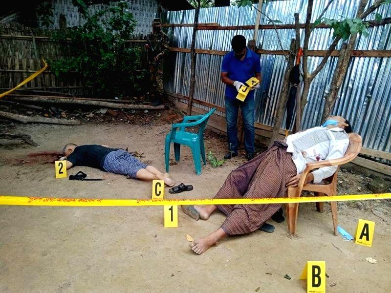 BD Hilltracts Bandarban 6 shot Dead.