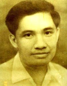 BD Indegenious Chakma people leader M N Larma.