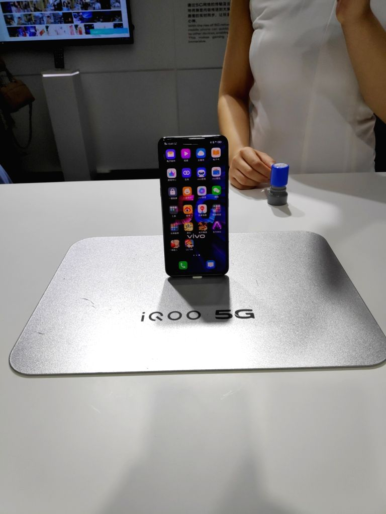 Beginning a fresh innings in the competitive Indian smartphone market, another brand from Chinese behemoth BBK Group called iQOO on Thursday announced its entry in the country with launching its first-ever, 5G-ready premium device next month that wou