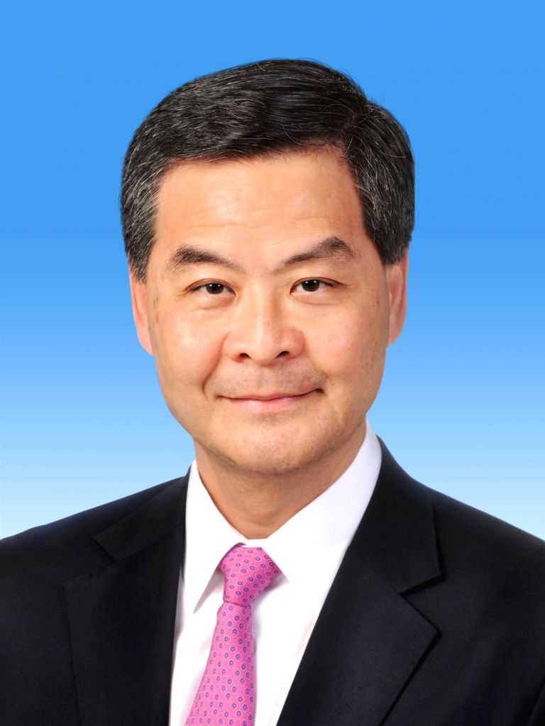 BEIJING, March 13, 2017 - Leung Chun-ying is elected vice chairman of the 12th National Committee of the Chinese People's Political Consultative Conference (CPPCC) at the closing meeting of the fifth ...