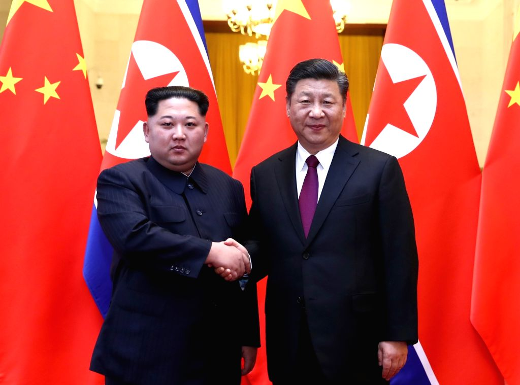 BEIJING, March 28, 2018 - At the invitation of Xi Jinping, general secretary of the Central Committee of the Communist Party of China (CPC) and Chinese president, Kim Jong Un, chairman of the ...