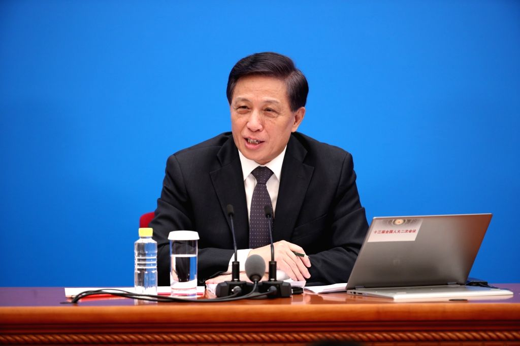 BEIJING, March 4, 2019 - Zhang Yesui, spokesperson for the second session of the 13th National People's Congress (NPC), answers questions about the agenda of the session and the work of the NPC ...