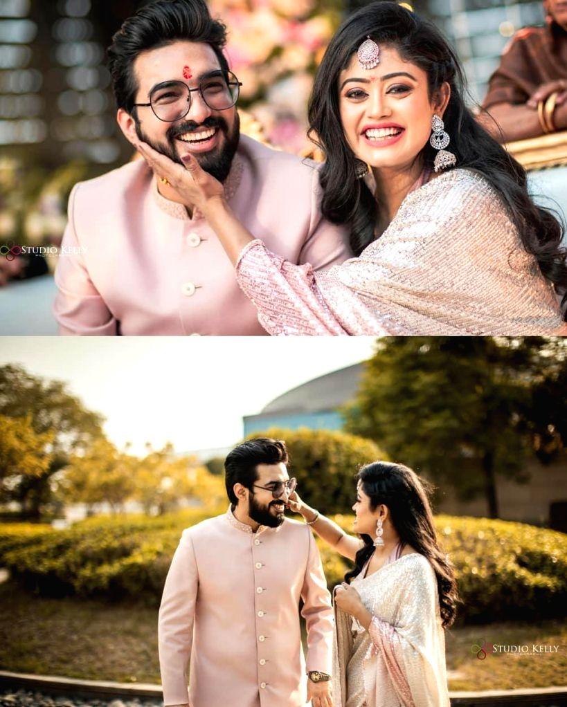 'Bekhayali' duo Sachet Tandon, Parampara Thakur are engaged