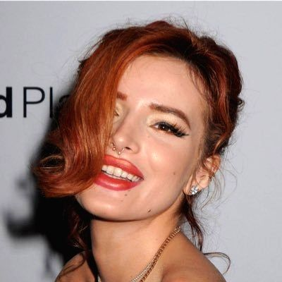 : Bella Thorne. (Photo: Twitter/@bellathorne).