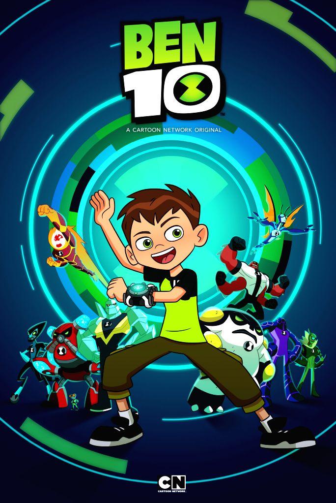 Ben 10 Returns on Cartoon Network