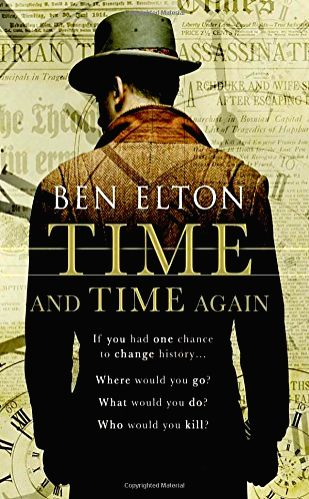 Ben Elton's novel on the consequences on changing history in a bid to avert World War I