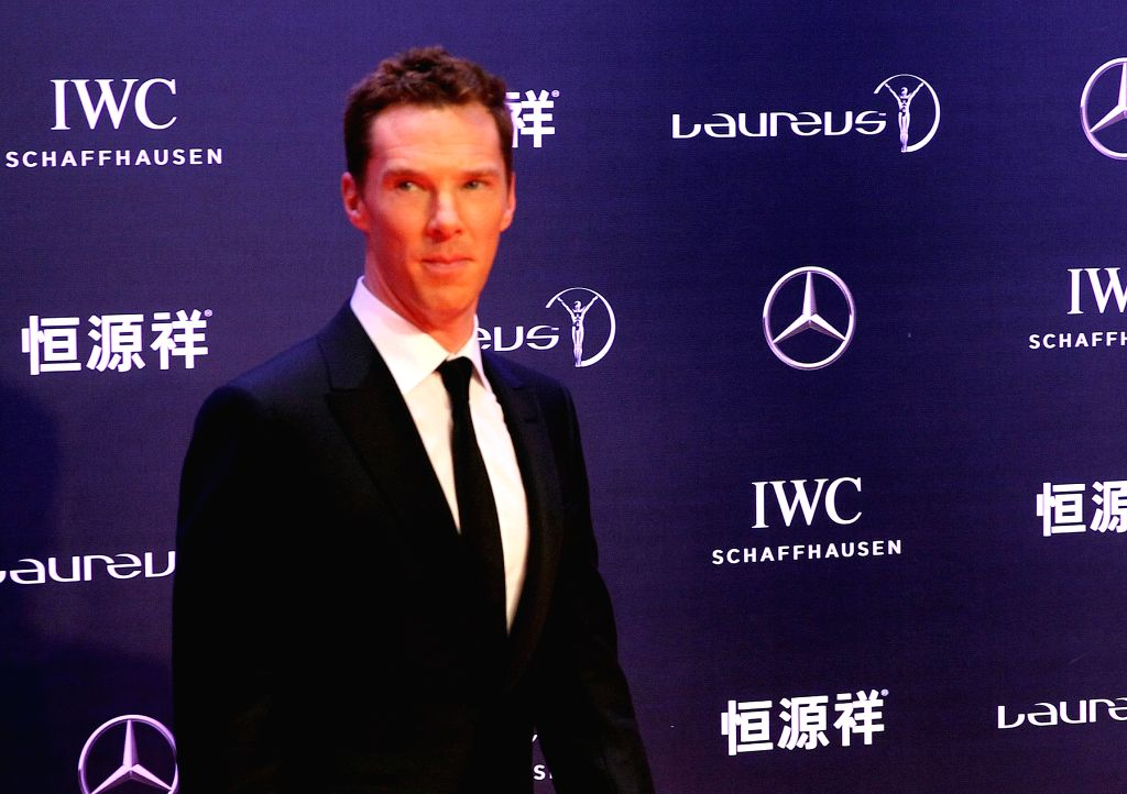 Benedict Cumberbatch. (File Photo: Xinhua/Chen Fei/IANS)