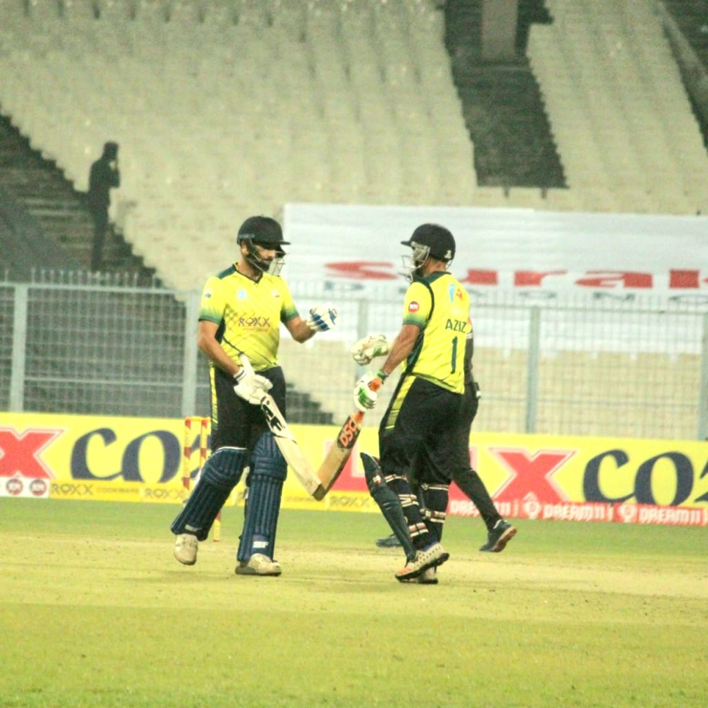 Bengal T20 Challenge: Kaif steals win for Town against Kalighat