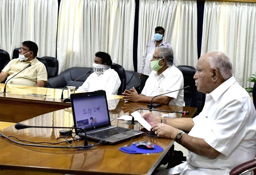 Bengaluru, April 17 (IANS) Karnataka registered a record 44 coronavirus positive cases, raising the total to 359, an official said on Friday.(File Photo: IANS)