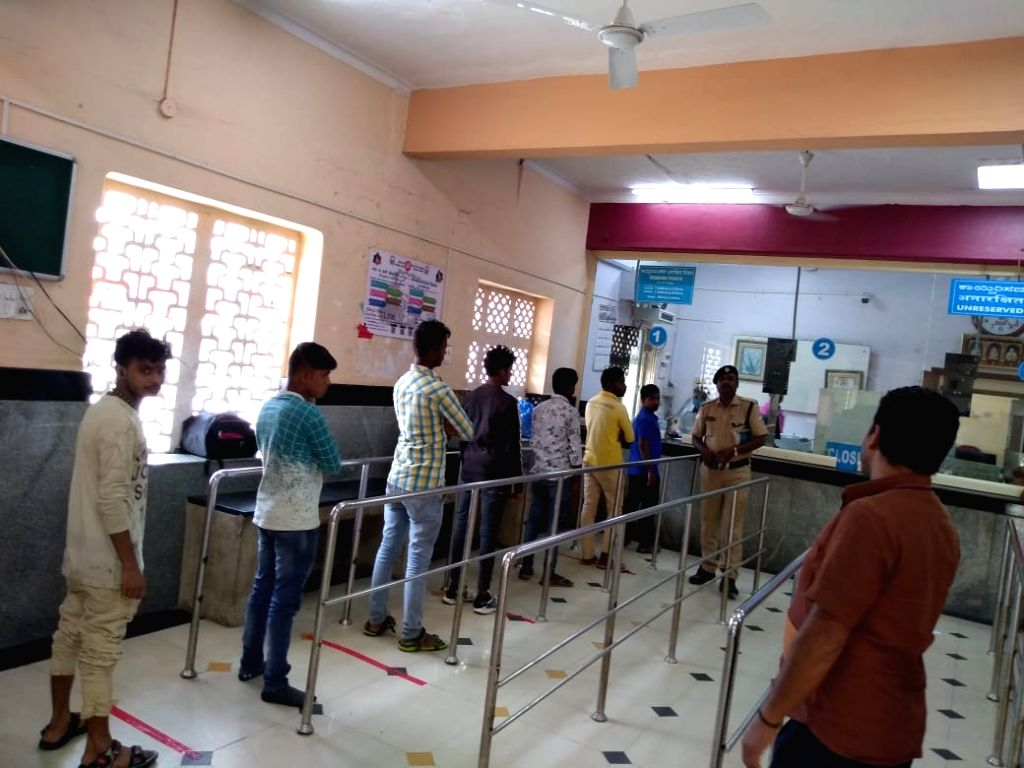 Bengaluru division of South Western Railway (SWR) on Friday has implemented safe distancing measures at all reservation centres and ticket counter to avert Coronavirus (COVID-19) contagion ...