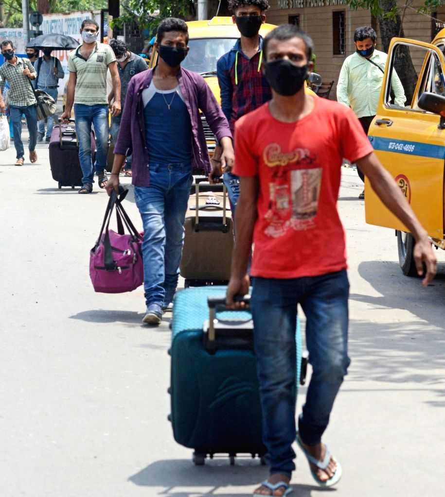 Bengaluru, June 6 (IANS) It has only been a month since migrant workers have been able to go back to their home states in buses and trains. Their return to work in Karnataka would take time as they have to first get over their fear of the coronavirus