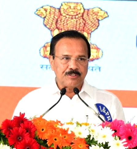 Bengaluru, May 25 (IANS) Union Minister for Chemicals and Fertilizers, Sadananda Gowda, kicked off a controversy by avoiding the quarantine regulations in force in Karnataka, where he landed on Monday, the first day of domestic flight services resump
