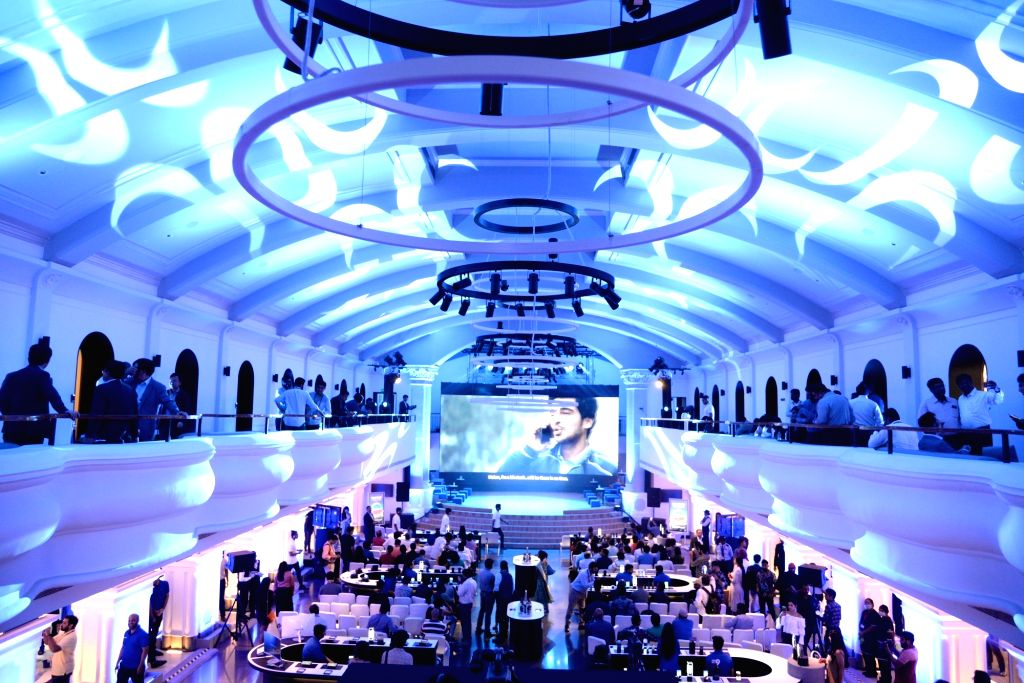 "Bengaluru: Newly inaugurated ""Samsung Opera House"" in Bengaluru, on Sept 11, 2018."