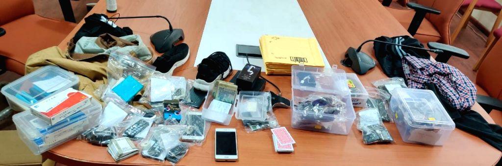 Bengaluru police arrests illegal spy camera seller.