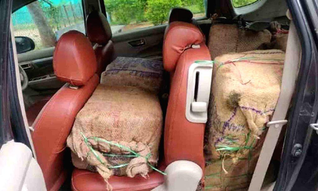 Bengaluru police bust Andhra based network, seize 141 kgs of marijuana