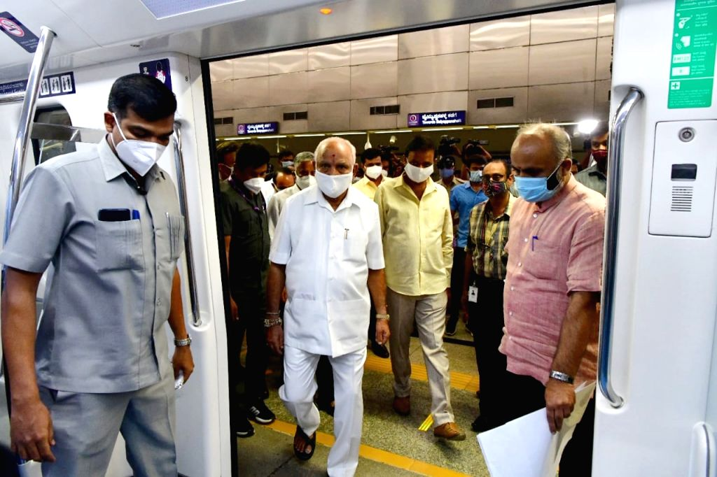Bengaluru???s extended metro rail service begins in July