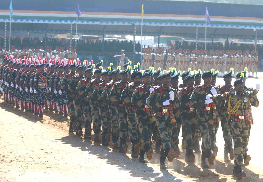 Bengaluru: Tight security for Republic Day celebrations in Bengaluru
