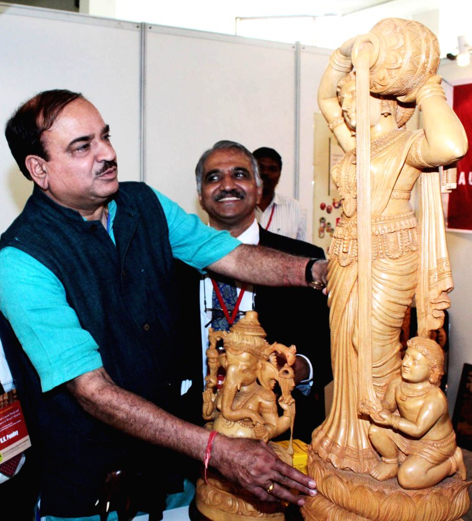 Union  Chemicals and Fertilizer Minister Ananth Kumar during the inauguration of an international conference on  `WOOD IS GOOD - Current Trends and Future Prospects in Wood Utilisation` ...