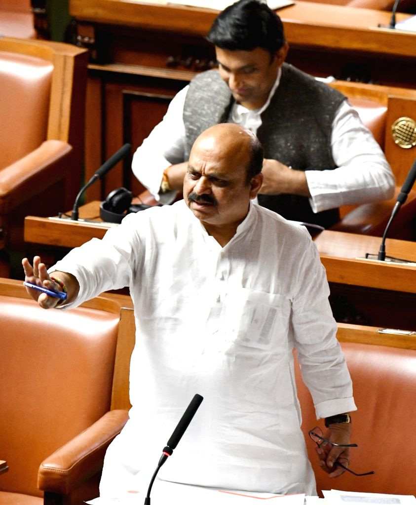 Benglauru, April 1 (IANS) The Karnataka government has confirmed that 342 persons from the state had gone to the Tablighi group's headquarters in Nizamuddin area of southwest Delhi, Home Minister Basavaraj Bommai said on Wednesday. - Basavaraj Bommai