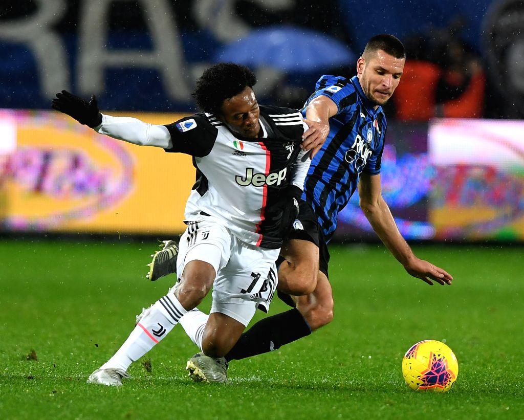 Juventus vs. Atalanta BC - Serie A - Zimbio  |Juventus- Atalanta