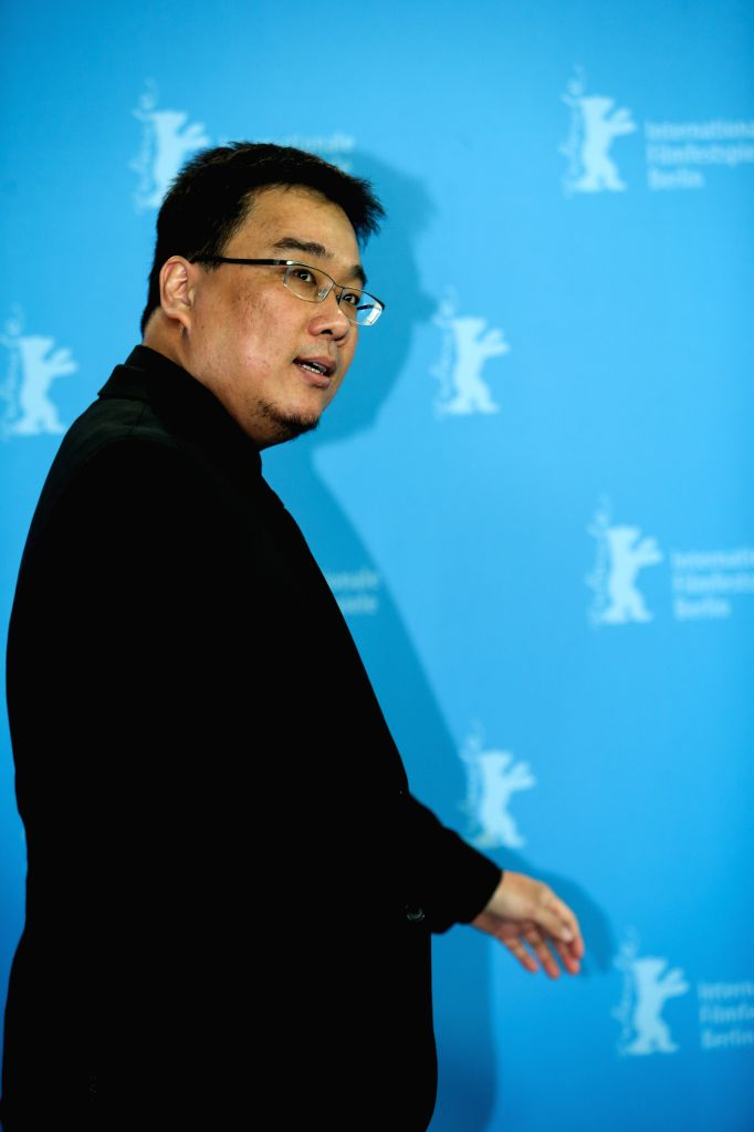 South Korean director Bong Joon-ho, a member of the jury, attends a photocall at the 65th Berlinale International Film Festival in Berlin, Germany, on Feb. 5, 2015. ...