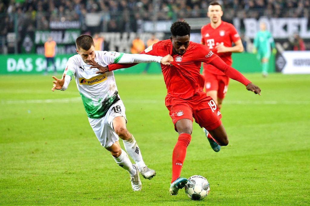 Berlin, July 30 (IANS) Bayern Munich's left-back Alphonso Davies is full of determination when talking about this season's Champions League campaign.