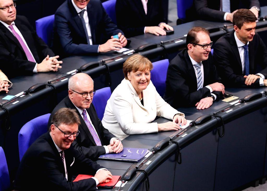 Angela Merkel Berlin