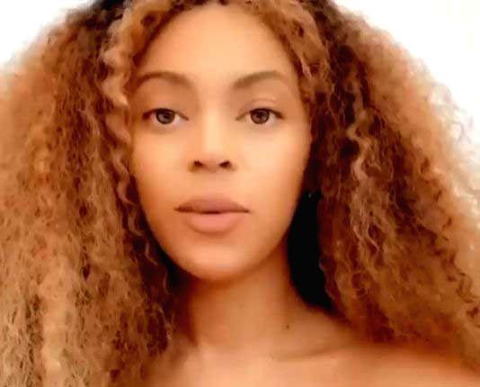 Beyonce: We need justice for George Floyd.