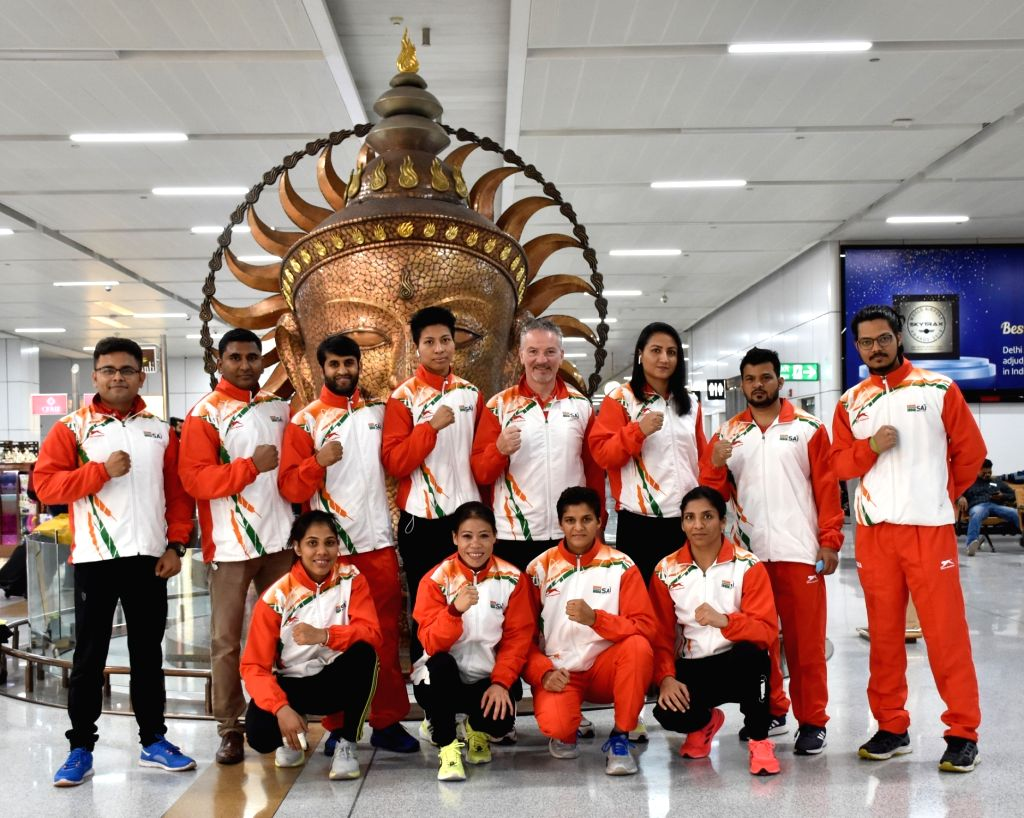 BFI press release: 14-member Indian boxing team leave for Boxam Tournament in Spain