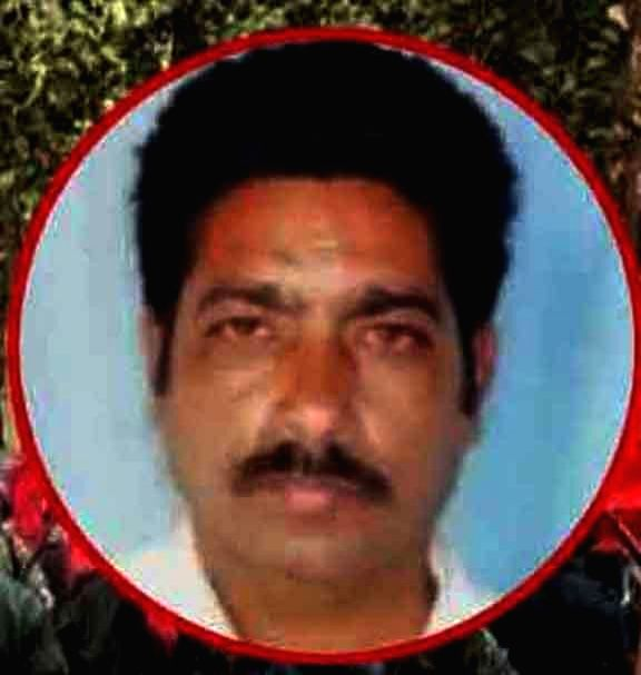 Bhadradri Kothagudem: N. Srinivas Rao, a local leader of ruling Telangana Rashtra Samithi (TRS) kidnapped by Maoists three days ago, who was found murdered on Yerrampadu-Puttapadu road in the agency area in Bhadradri Kothagudem district of Telangana, - N. Srinivas Rao