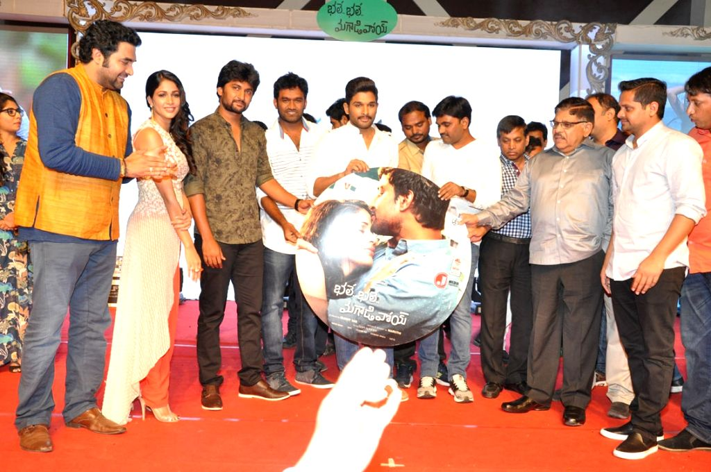 Bhale Bhale Magadivoy Movie audio launch held on 15th Aug 2015