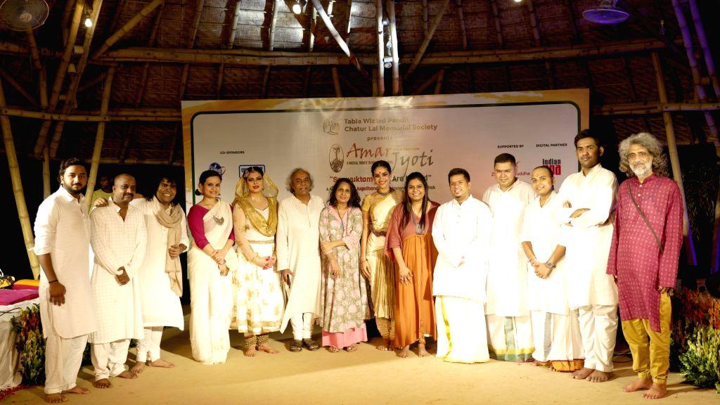 Bharatanatyam-Kathak jugalbandi to honour nation's unsung heroes.(photo:IANSLIFE)