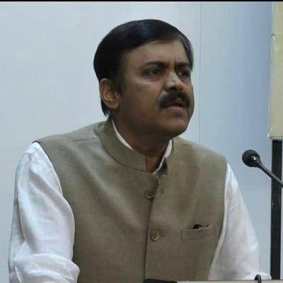 Bharatiya Janata Party leader GVL Narasimha Rao. (Photo: Twitter/@GVLNRAO) - Narasimha Rao