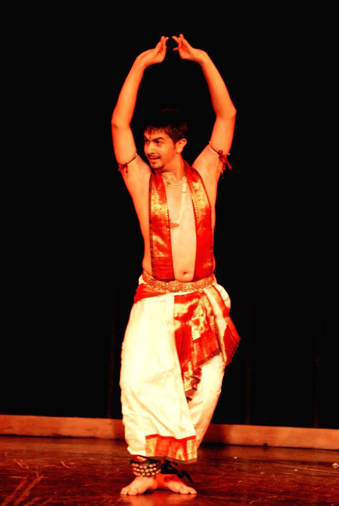 Bharatnatyam Dance Recital by Shashrek Ambardar