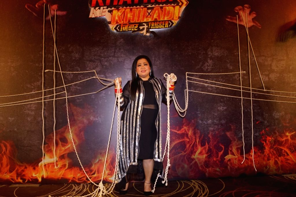 Bharti Singh gets relief in 'hurting religious sentiments'. (Photo: IANS) - Bharti Singh