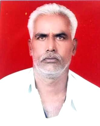 Bhaskar Gawande , farmer from Chitte Pimpalgaon village.