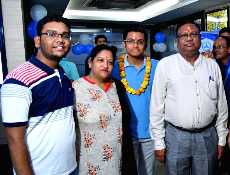 Bhavik Bansal, who topper of the AIIMS-MBBS 2019 entrance examination.