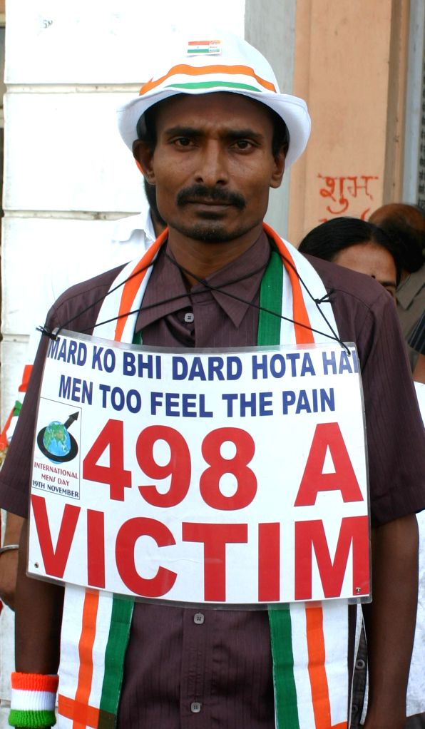 Social activist and victim of  IPC Section 498 (A), Santosh kumar Potdar to hold walkathon from karnataka to Rashtrapati Bhavan against misuse of IPC Section 498 (A) - anti dowry law - during ...