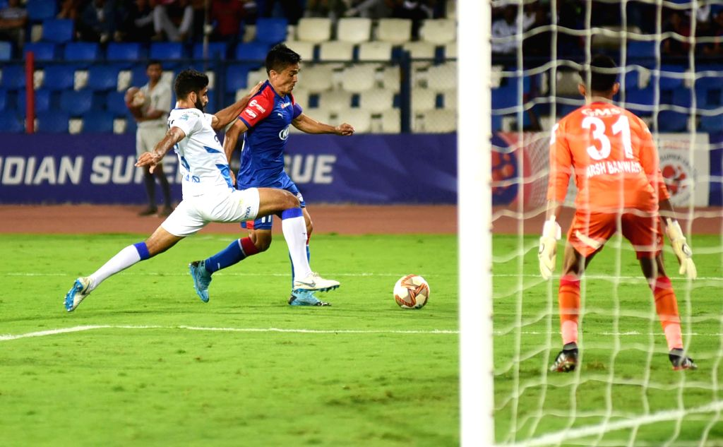 Bhubaneswar, June 5 (IANS) Odisha FC on Friday announced the signing of two young defenders Hendry Antonay and Saurabh Meher ahead of the seventh season of the Indian Super League (ISL). (File Photo: IANS)