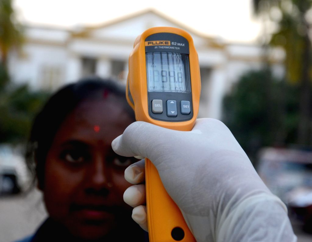 Bhubaneswar, March 31 (IANS) SCB Medical College and Hospital in Odisha's Cuttack on Tuesday started COVID-19 testing facility as the state government gears up to test more people amid the outbreak of coronavirus. (File Photo: IANS)