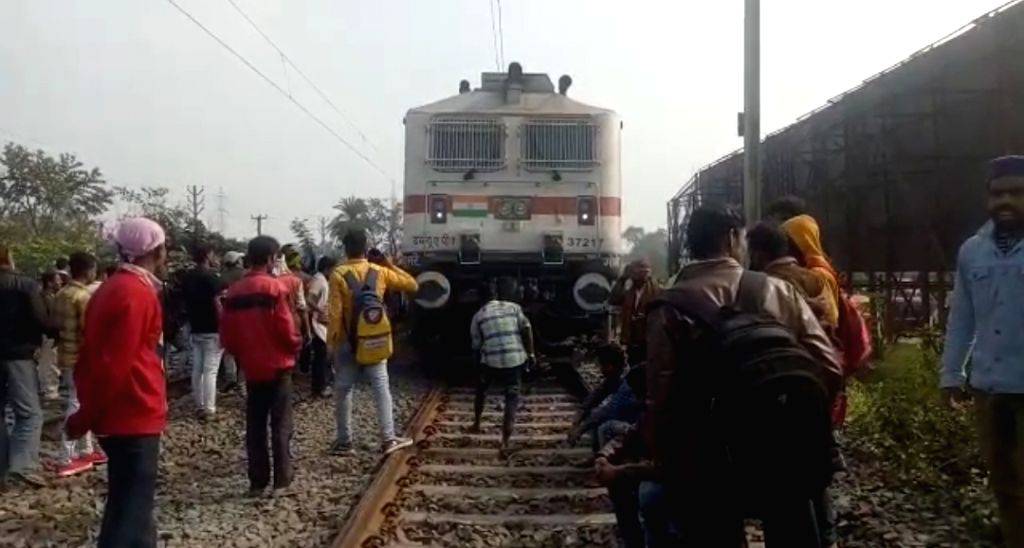 Bhubaneswar, May 9 (IANS) Following the railway track mishap in Maharastra, the East Coast Railway (ECoR) on Saturday appealed to the people not to walk on rail tracks to avoid any untoward incident.