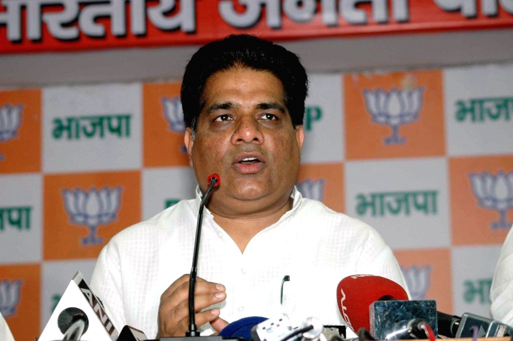 Bhupender Yadav. (File Photo: IANS) - Bhupender Yadav