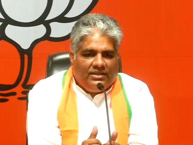 Bhupender Yadav. (Photo: IANS) - Bhupender Yadav