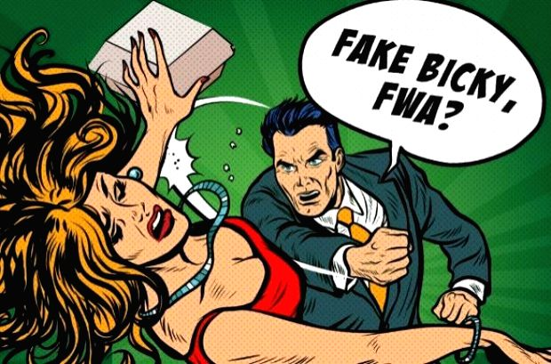 "Bicky Burger, a Belgian fast-food chain, has apologised after posting an ad deemed ""sickening"" and ""irresponsible"" on social media showing a man punching a woman for handing him the wrong burger. Bicky Burger posted the comic-book image on Facebook o"