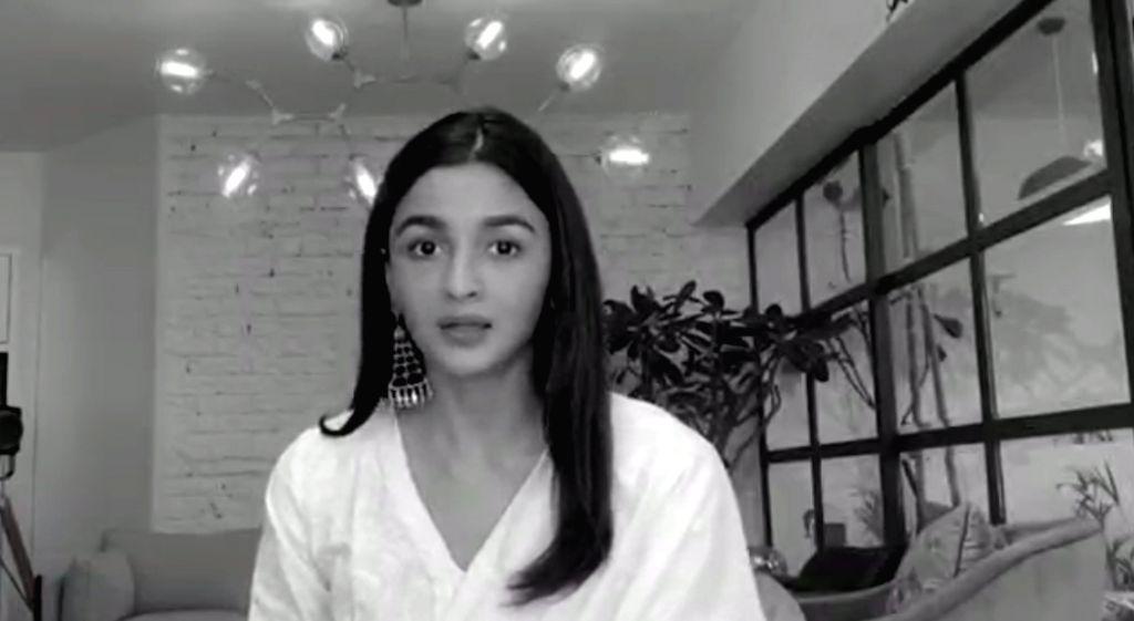 Big B, Akshay, Alia among stars in COVID-19 awareness video.
