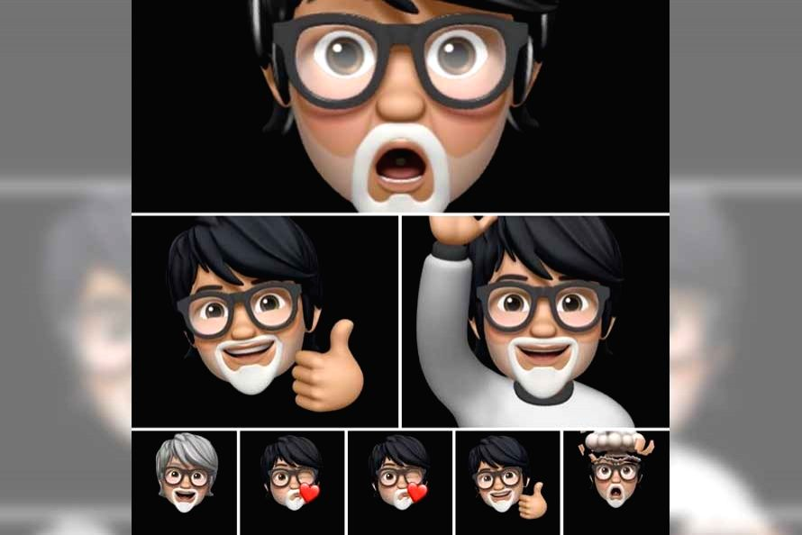 Big B kidding: All of us shall be reduced to cartoons